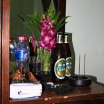 In Bangkok – Stillleben im Hostelzimmer