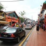 Melaka Altstadt