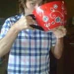 Kaffeeverkostung… die falsche Tasse… Im Swan Valley