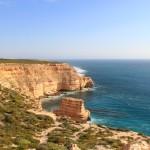 Unterwegs mit Alex und Wolfgang in Western Australia – Küste bei Kalbarri