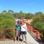 Unterwegs mit Alex und Wolfgang in Western Australia – Kalbarri NP – Das Fliegenproblem
