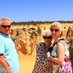 Unterwegs mit Hansi und Evi – Nambung NP