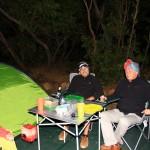 Unterwegs mit Hansi und Evi – Zelten in Margaret River