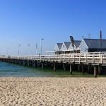 Unterwegs mit Hansi und Evi in Western Australia – Jetty in Busselton
